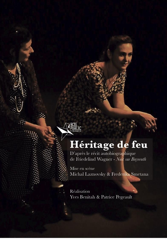 jaquette Heritage de Feu