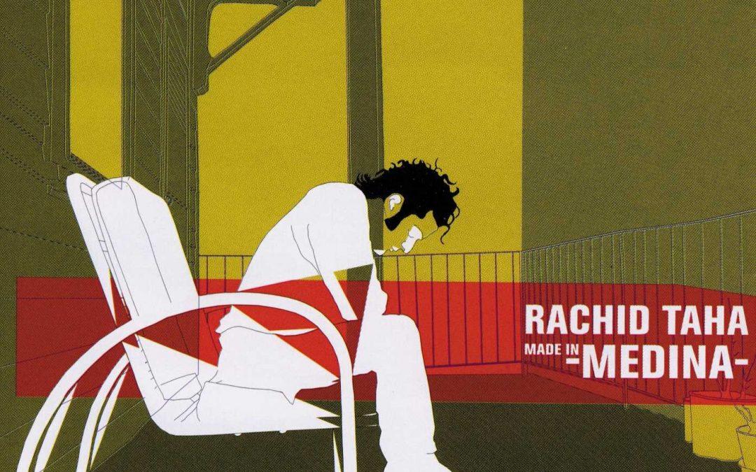 Paroles d'Histoire Rachid Taha, enfant du rock et du raï 13 avril - 14h30 - Médiathèque de Vaise, Lyon